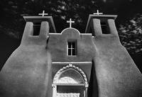St. Francisco de Asis Church in Taos New Mexico