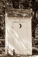 Antique Outhouse
