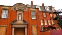 Florence Nightingale Home: Abandoned!!!