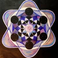 """Cymatics of Ajna"" by 1RachelVerdi1"
