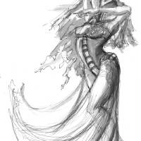 Shadow Mist Art Prints & Posters by Cheryl Best
