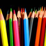 """Colored Pencils"" by ModernArtPrints"