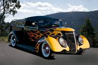 1937 Ford 'Fifties Style' Pickup II