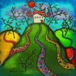 All Roads Lead Home  by Juli Cady Ryan