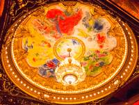 Chagall's Ceiling