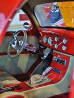 '41 Willys Coupe Interior