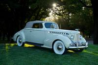 1930s Packard Covertible Coupe