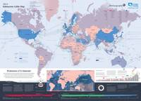 Submarine Cable Map 2014