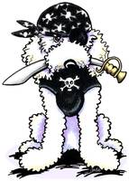 Poodle Pirate