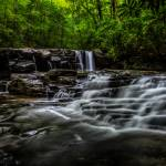 Jonathan Run Falls - Ohiopyle State Park