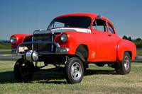 1951 Chevy 'Gasser' Race Car