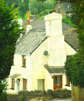 Cottage in South Devon village