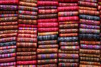 Woven Belts at the Market