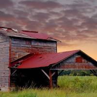 """Tobacco Barn"" by davisrobertb"