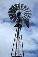 Spinning Windmill