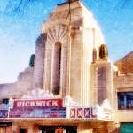 Pickwick Theater Too Prints & Posters