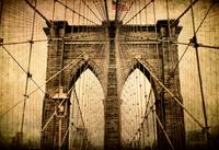 Brooklyn Bridge Nostalgia