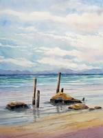 Beyond the Shore by KIM KLOECKER