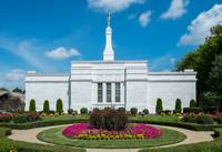 Nashville Temple and Gardens