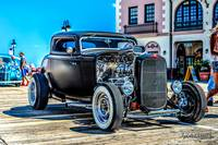 1930 Ford Coupe Street Rod Black (2)