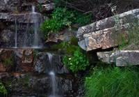 Fairy Waterfall by David Kocherhans