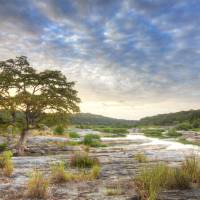 """Texas Hill Country Images - Pedernales Falls on a"" by RobGreebonPhotography"