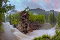 Colorado Images - Crystal Mill, Crystal Colorado 1