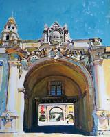 Atlantic Pacific Entrance Balboa Park
