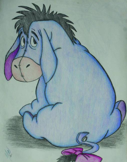 Drawing Disney Colored Pencil Drawings And Illustrations For Sale