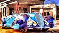 1937 Delahaye 135 M Cabriolet with coachwork by Fi