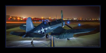 Vought F4U-1A Corsair (1:2)