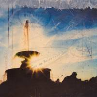 Fountain Flare Art Prints & Posters by Cherie Stangis