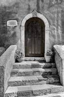 Sicilian church entrance