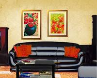 Livingroom 2 Home Decor Fine Art Flowers