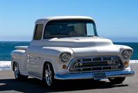 1956 Chevrolet Custom Pickup 5