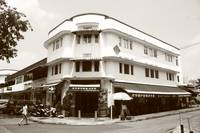 Old Town of Singapore, Tiong Bahru, Black/white
