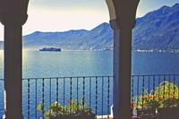 Lake Maggiore by Priscilla Turner