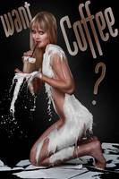 Milk Dress - Want Coffee