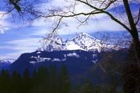 Zugspitze by Priscilla Turner