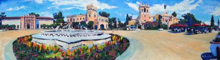 Heritage Past, Present and Future, Balboa Park