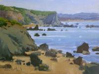 Rocky Shores of Bodega Bay