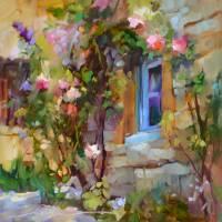 """In Love in France"" by Dreama"