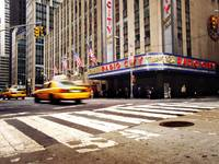 NYC Radio City Music Hall