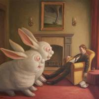 Too Much  Bunny  by Mark Bryan