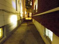 Blurred Alley