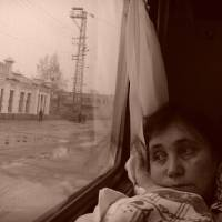 The-Hitcher Art Prints & Posters by Irina Gribkova
