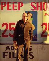Peep Show Guy_NYC_1974 (Vintage Color)