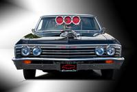 1967 Chevrolet 'High-Performance' Chevelle