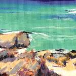 """Windansea Beach La Jolla San Diego"" by RDRiccoboni"