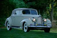 1940 Packard Super 8 160 Convertible Coupe II
